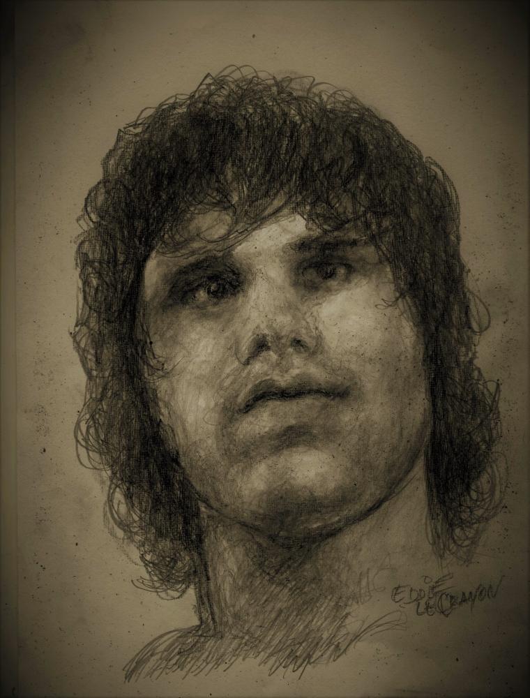 Jim Morrison par EddieLeCrayon